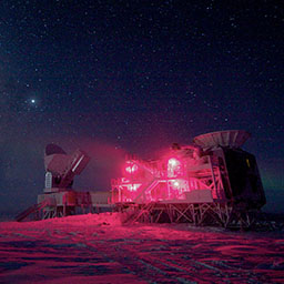 The South Pole Telescope: SPTpol > SPT3G