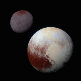 Planetarium Show: The Underdogs of the Solar System: Moons, Asteroids, Comets, and Other Small Rocky Objects