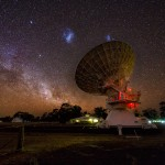 Mapping the Magnetic Bridge Between Our Nearest Galactic Neighbours