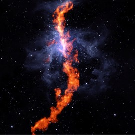 Radio Astronomers Peer Deep into the Stellar Nursery of the Orion Nebula