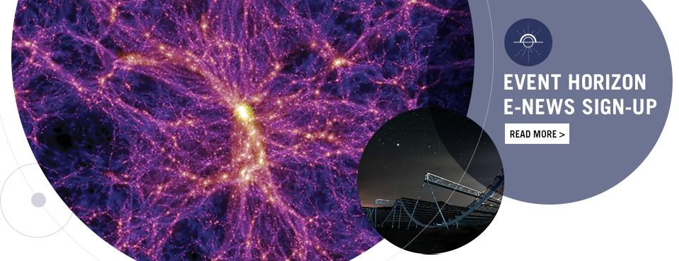 Event Horizon E-news Sign up