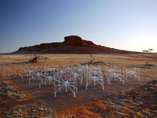 Major Upgrade Increases Power of Radio Telescope to Probe the Universe