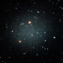 How Do You Make A Galaxy Without Dark Matter?