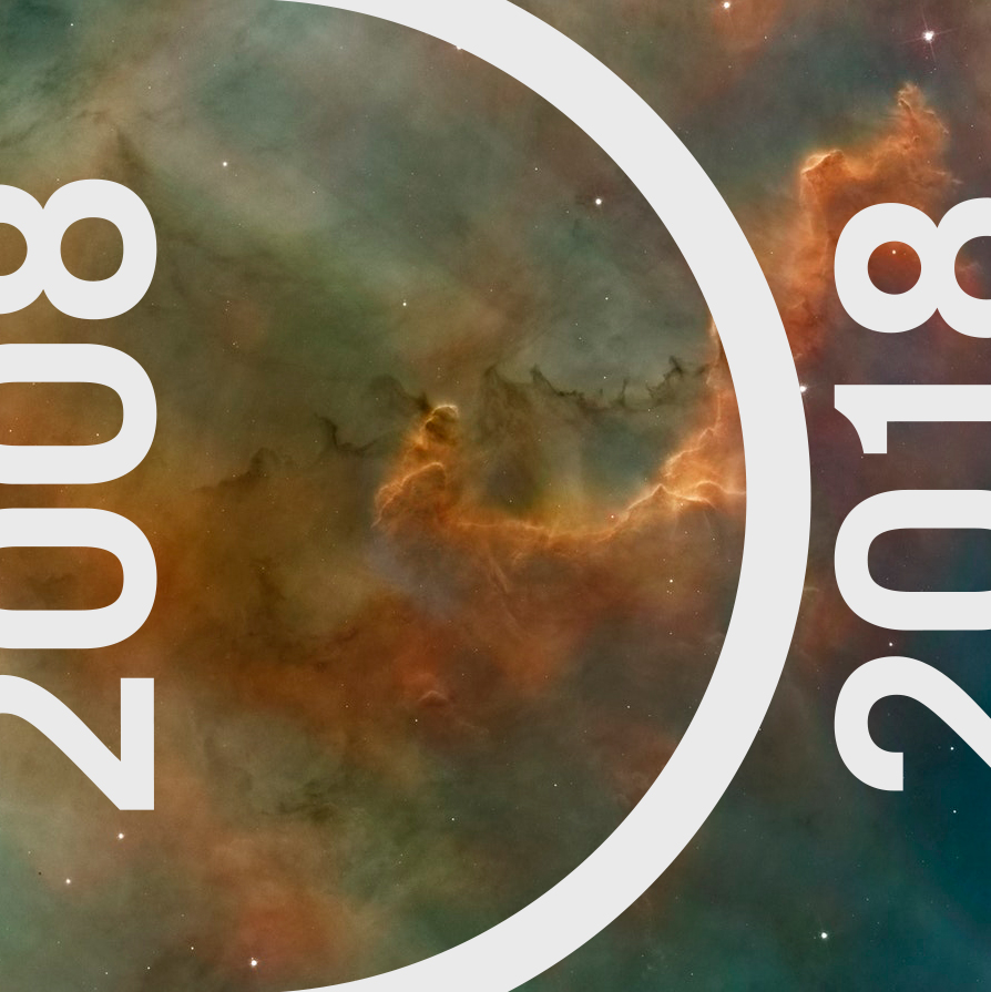 2008 – 2018: The Dunlap Institute Celebrates Ten Years of Astronomical Discovery