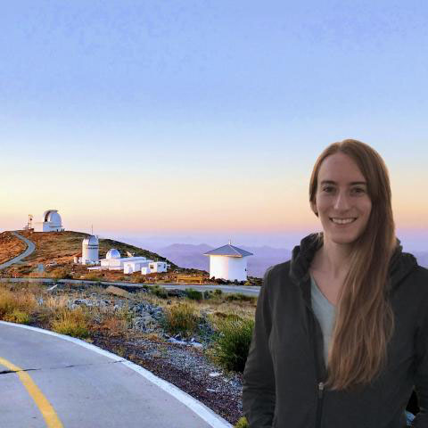 Carnegie-Dunlap Fellow Maria Drout wins Carnegie Postdoctoral Innovation and Excellence Award