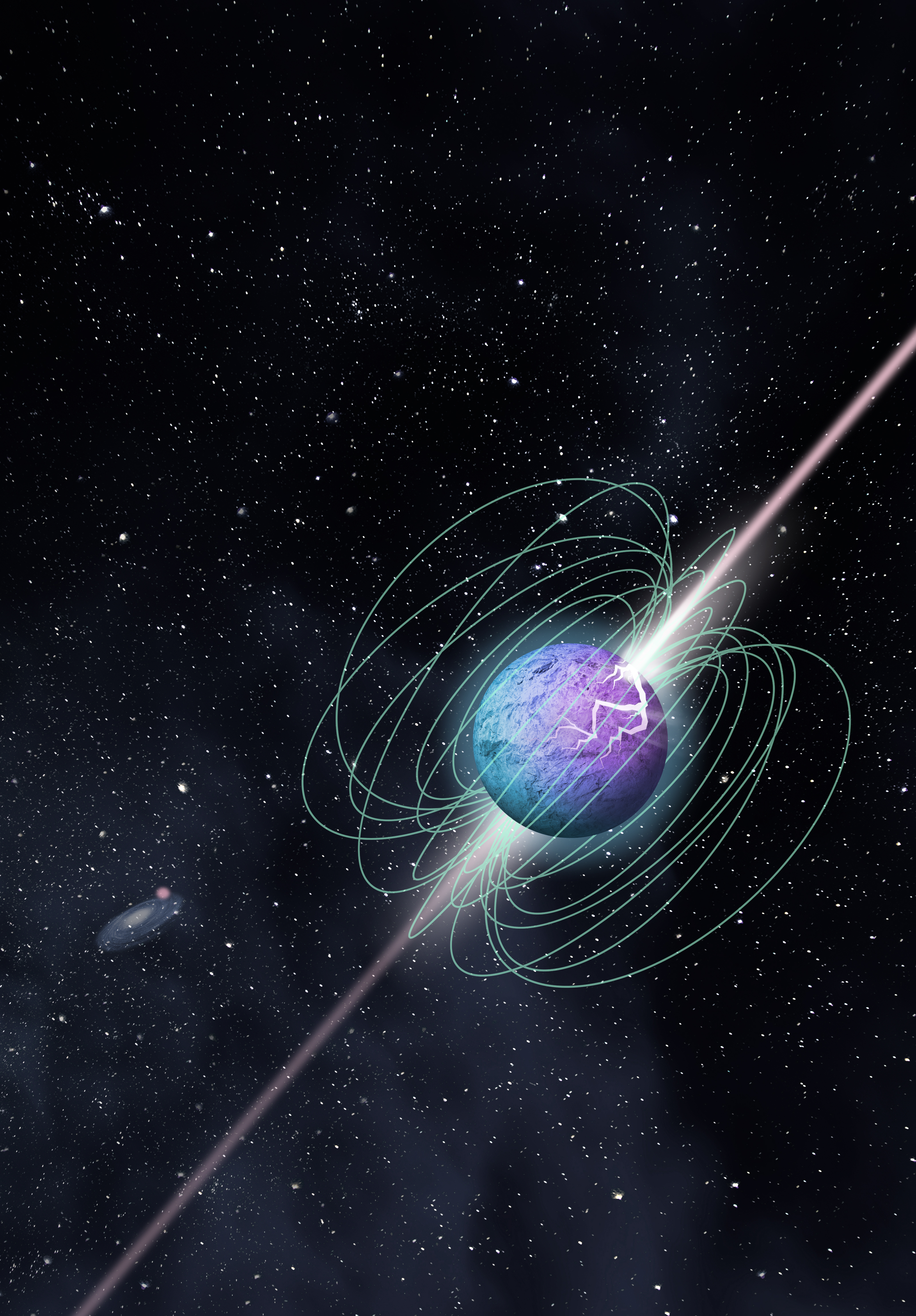 Detection of a radio burst in Milky Way could resolve origins of mysterious phenomenon